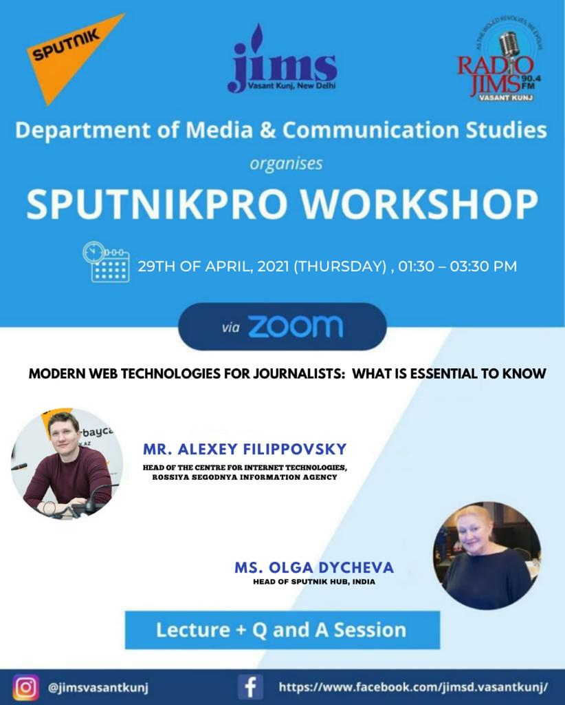 Sputnikpro Workshop